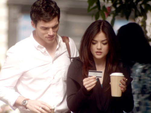 Is Aria And Ezra Hookup In Real Life