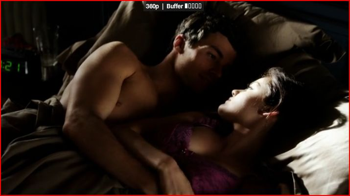 when do aria and ezra sleep together for the first time