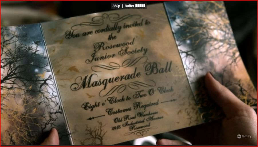 Pll S02 Finale Recap Masked Ball Let S Talk Television