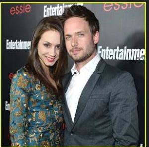 troian bellisario, just jared jr, patrick j adams, suits