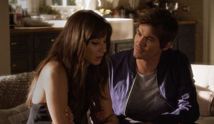 epi 3 spencer with caleb chatting